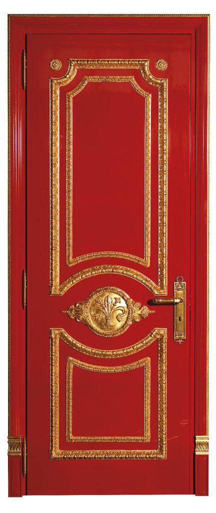 sige gold red door