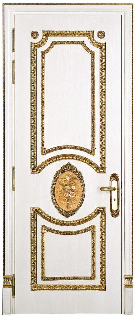 sigegold classic white wood door