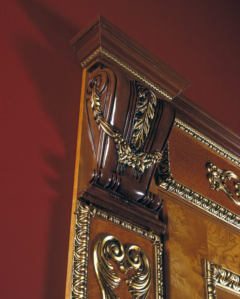 sige gold classic door detail