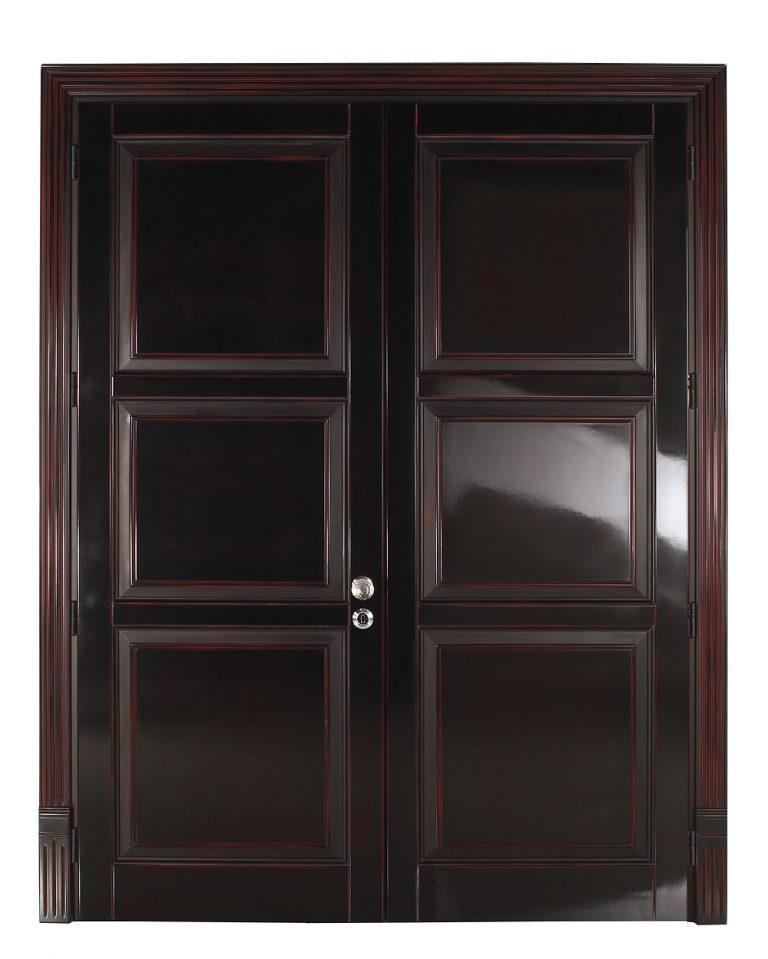 sige gold black door