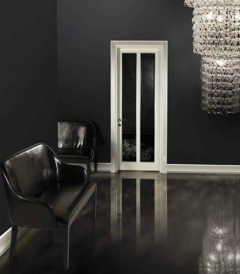 sigegold luxury black and white door