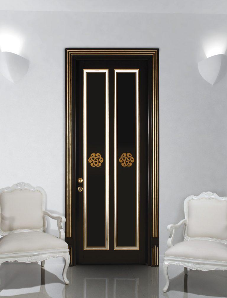 sigegold luxury black door