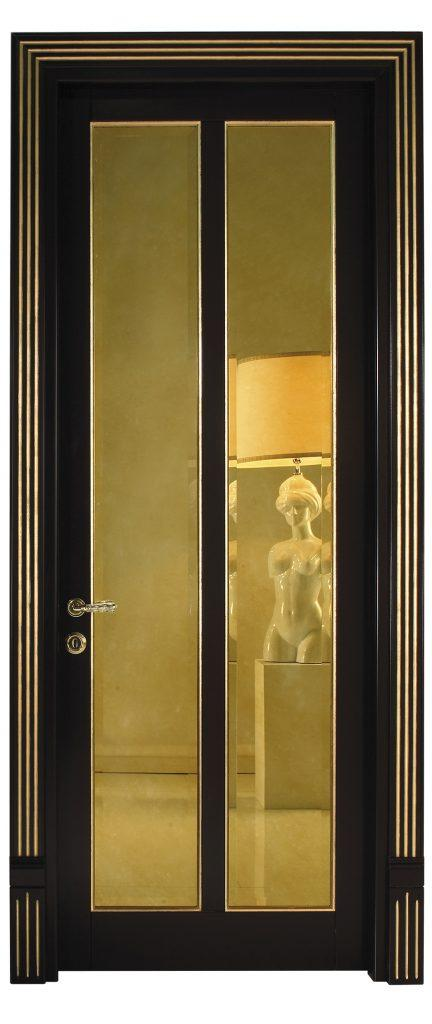 sigegold black door with glass