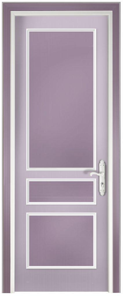 sige gold violet doors