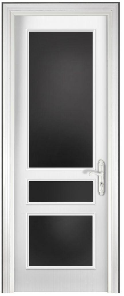 sige gold black and white doors