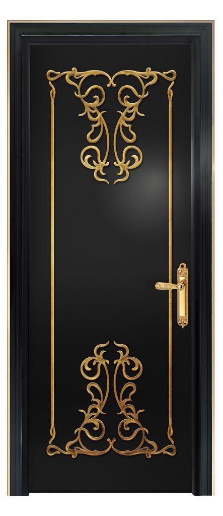 sige gold black doors